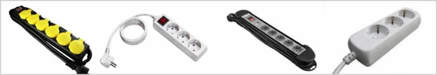 stopcontacten met snoer verplaatsbaar