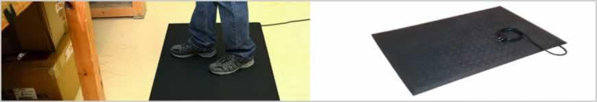 voetverwarming mat