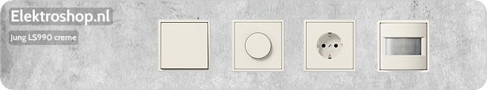 schakelmateriaal jung inbouw ls990 dimmers schakelaars dimmer creme 150x150. Black Bedroom Furniture Sets. Home Design Ideas