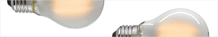 LED lampen E27 mat