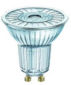 230 Volt LED halogeenspot, dimbaar, 4.6 Watt, 3000 Kelvin, 350 Lumen
