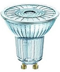 LED halogeenlamp, dimbaar, 7.2 Watt, 2700 Kelvin, 575 Lumen