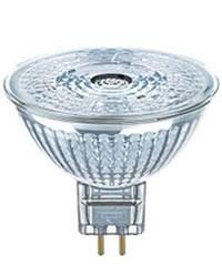 LED halogeenlamp 12 Volt, 3 Watt, 2700 Kelvin, 230 Lumen