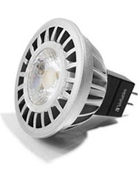 LED halogeenlamp 12 Volt, 5 Watt, 2700 Kelvin