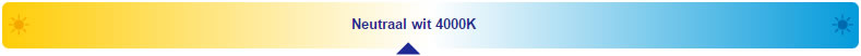 led paneel 4000k