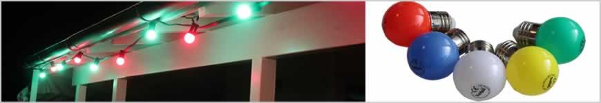 feestverlichting lichtsnoer