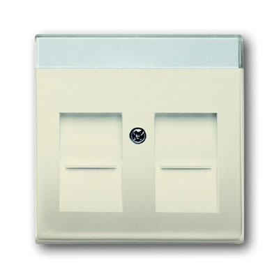 buschjaeger bedieningswip 178982 ivoorwit buschjaeger in. Black Bedroom Furniture Sets. Home Design Ideas