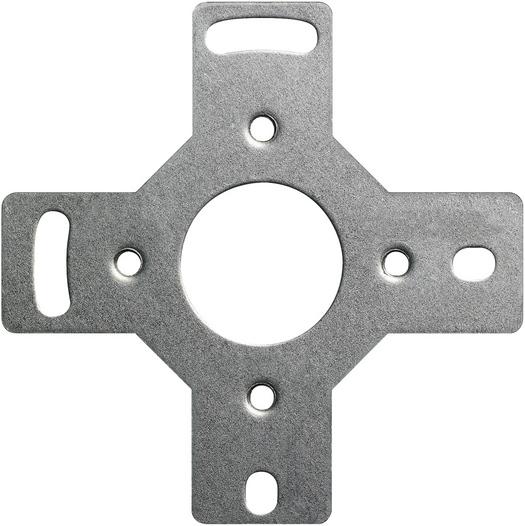 Gira metalen adapter voor montage op lasdozen 008410