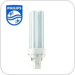 Philips PL-C 18W kleur 840 2-pins