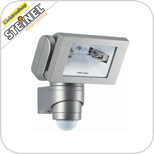 Steinel HS 150S platina Buitenlamp