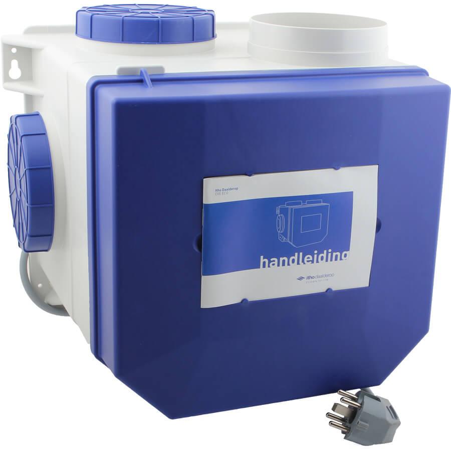 Itho Cve Woonhuisventilator Eco Fan Cve Hp 230 Volt Met Perilexsteker ...