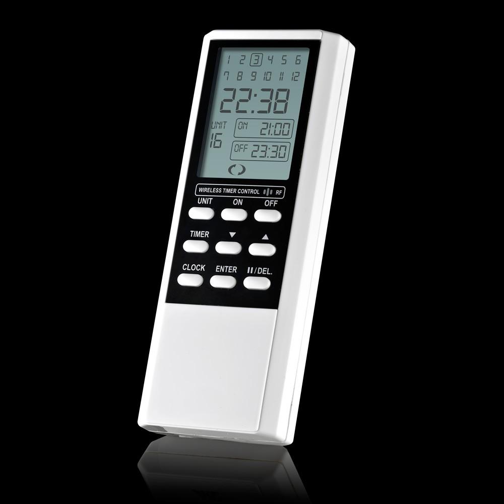 KlikAanKlikUit Afstandsbediening met timer - ATMT-502